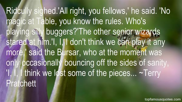 Quotes About Buggers