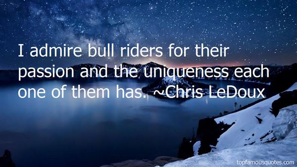 Quotes About Bull Riders