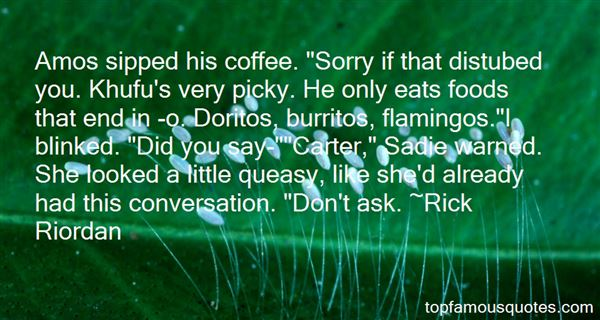 Quotes About Burritos