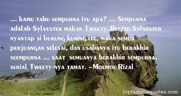 Quotes About Burung