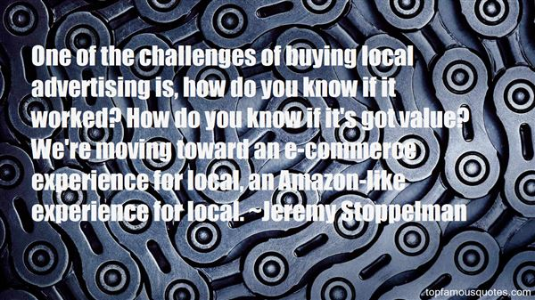 Quotes About Buying Local