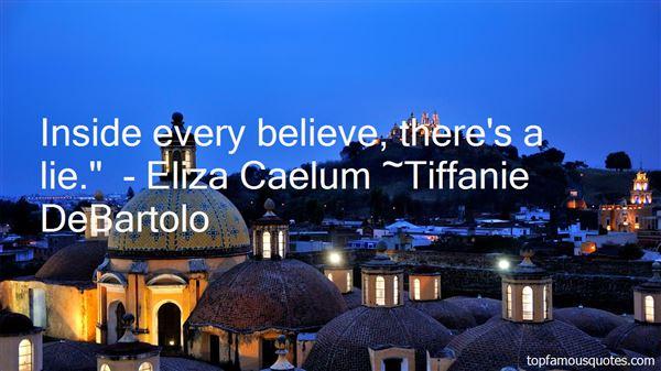 Quotes About Caelum