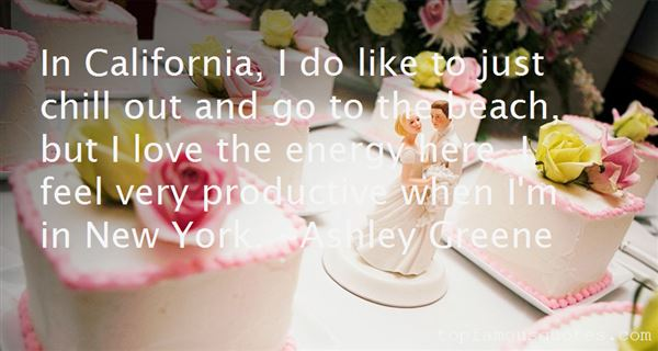Quotes About California Love