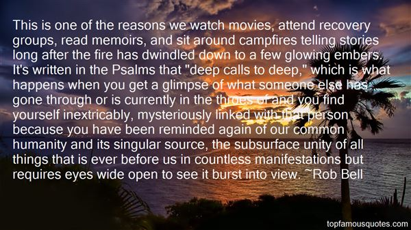 Quotes About Campfire