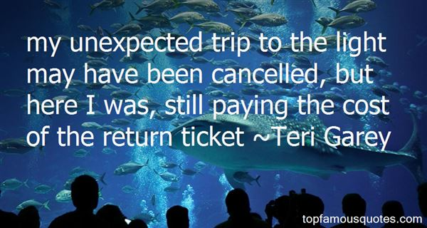 Quotes About Cancelled