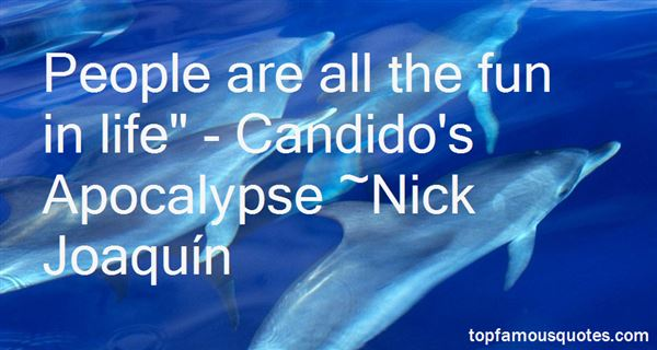 Quotes About Candido