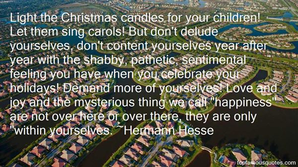 Quotes About Candles And Love