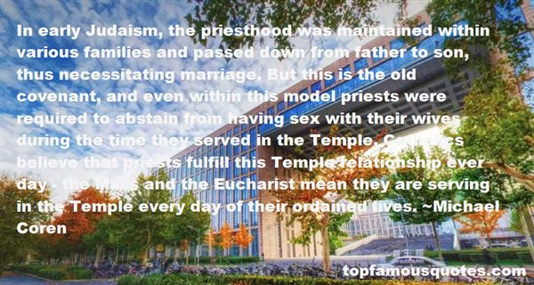 Quotes About Catholic Mass