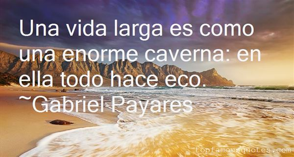 Quotes About Caverna