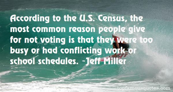 Quotes About Census