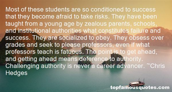 Quotes About Challenging Authority