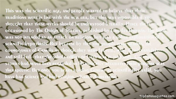 Quotes About Charles Darwin