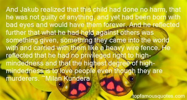 Quotes About Child Murderers