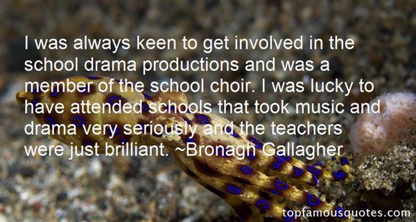Quotes About Choir Teachers