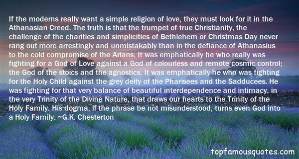 Quotes About Christian Agnostics