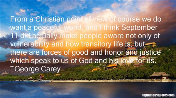 Quotes About Christian Vulnerability