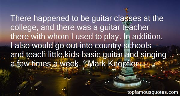 Quotes About Classes In School