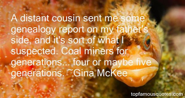 Quotes About Coal Miners