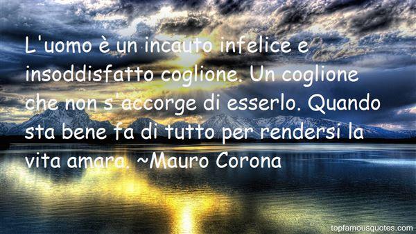 Quotes About Coglione