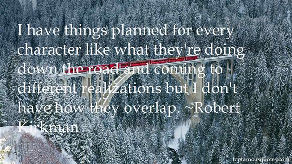 Quotes About Coming To Realizations