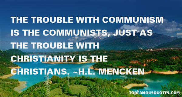Quotes About Communists
