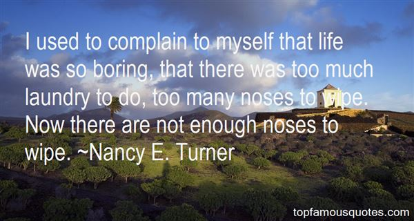 Quotes About Complain