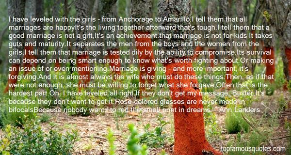Quotes About Compromise In Marriage
