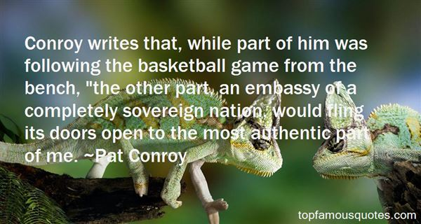 Quotes About Conroy