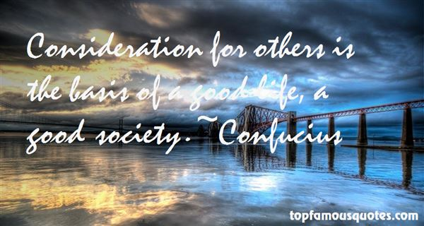Quotes About Consideration For Others