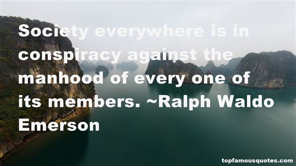 Quotes About Conspiracy