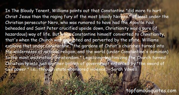 Quotes About Constantine