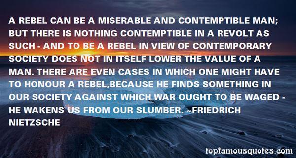 Quotes About Contemptible