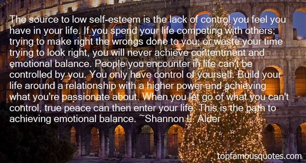 Quotes About Contentment And Peace