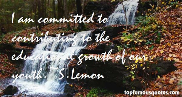 Quotes About Contributing To Education