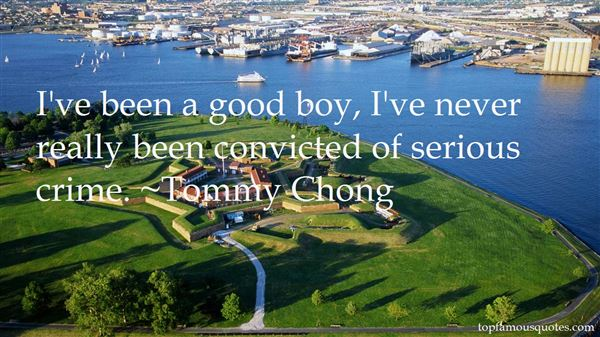 Quotes About Convicted