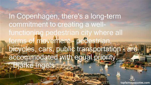 Quotes About Copenhagen