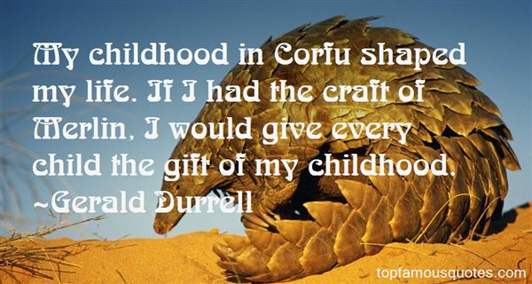 Quotes About Corfu