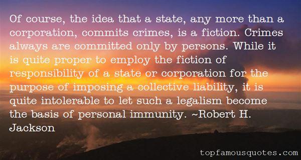 Quotes About Crime Fiction