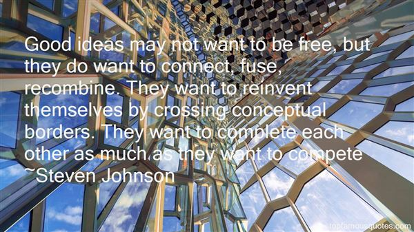 Quotes About Crossing Borders