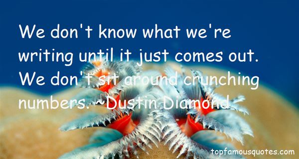 Quotes About Crunch