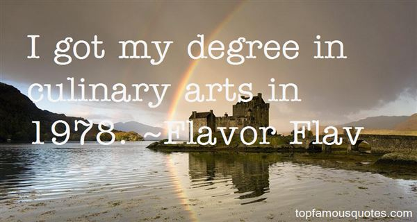 Quotes About Culinary Arts