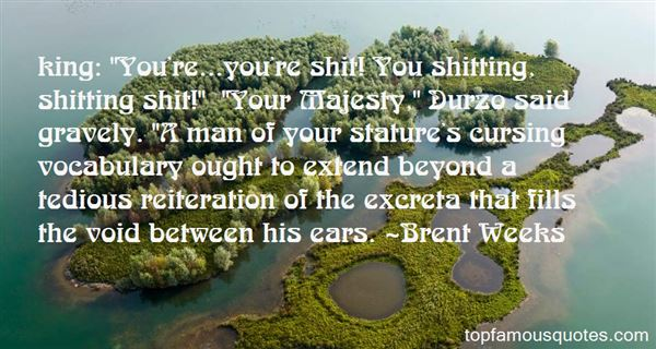 Quotes About Cursing