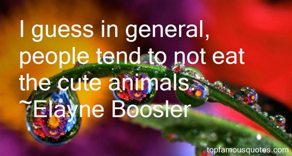 Quotes About Cute Animals