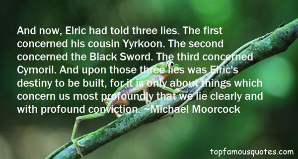 Quotes About Cymoril