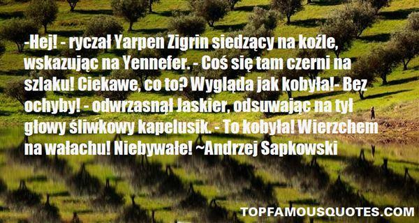 Quotes About Czerni