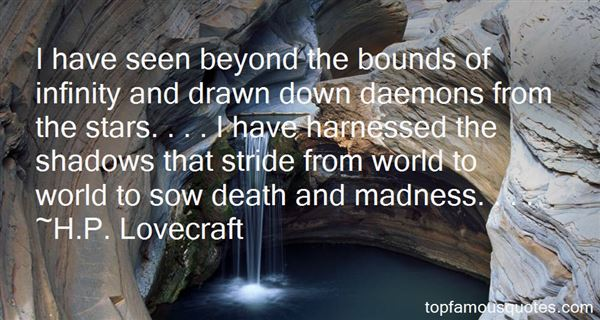 Quotes About Daemons