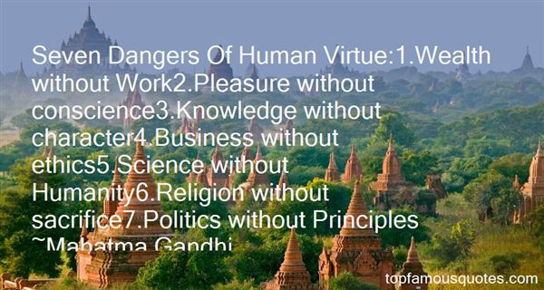 Quotes About Dangers Of Knowledge