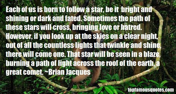 Quotes About Dark Skies