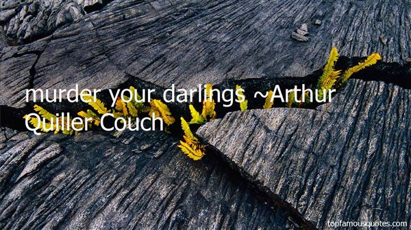 Quotes About Darlings