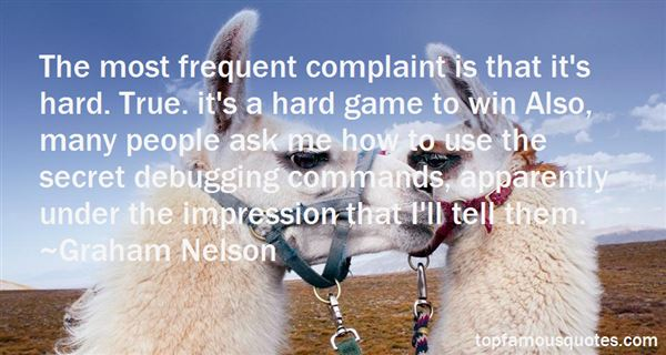 Quotes About Debugging